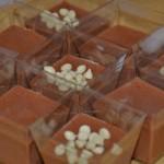 Mousse al cioccolato e cannella