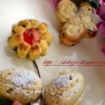 Muffins ciocco-ricotta