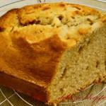 Plum-cake alla cannella e banana