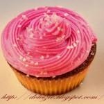 Cupcake con farina di mandorle e frosting