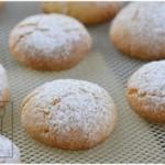 Biscotti Sospiri delle monache di Sigrid Verbert