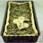 Brisè con broccolo fiolaro e asiago