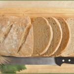 Pane bianco casareccio – Ricetta di Sara Papa