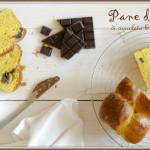 Pane dolce di cioccolato e cannella