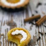 Mini Pie alla Zucca #Pumpkin Pie
