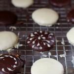 Lebkuchen spennellati al cioccolato
