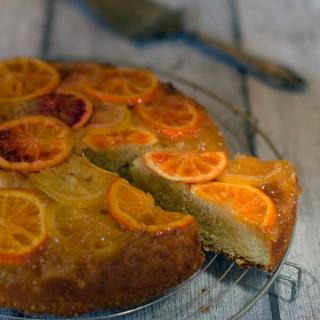 Torta speziata agli agrumi – Re-Cake #02