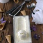 Gelato alla vaniglia -senza gelatiera-