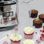 Cupcakes al melograno